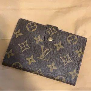 Louis Vuitton Porte Monnaie Viennois Bifold Wallet